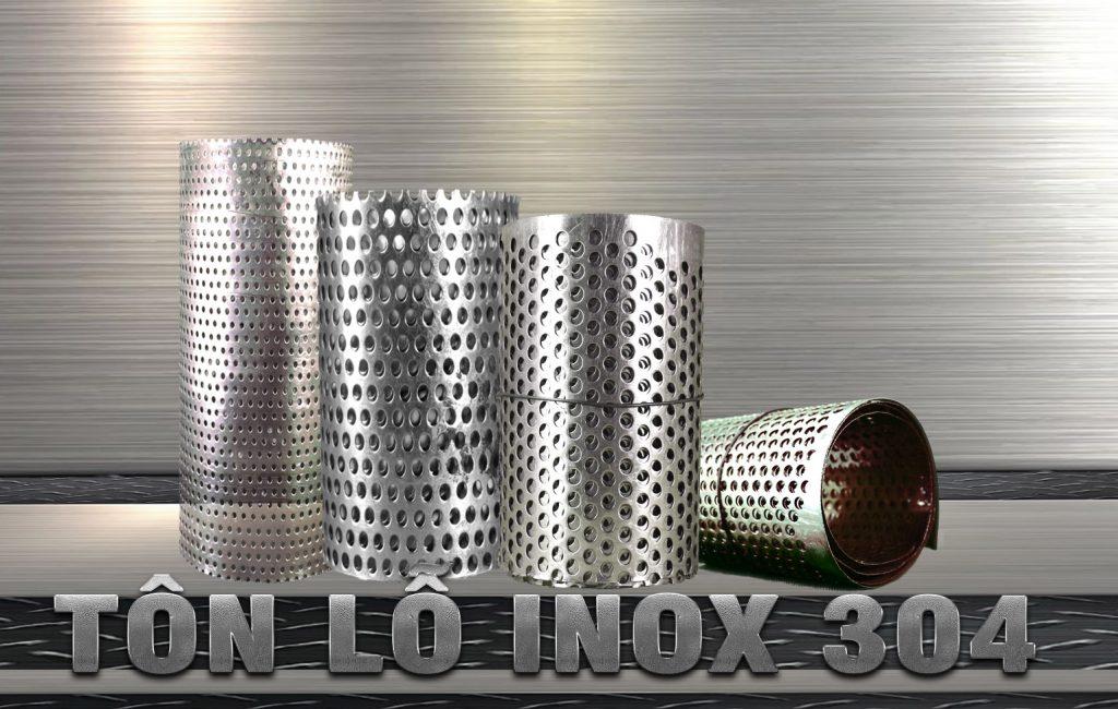 Tôn inox 304