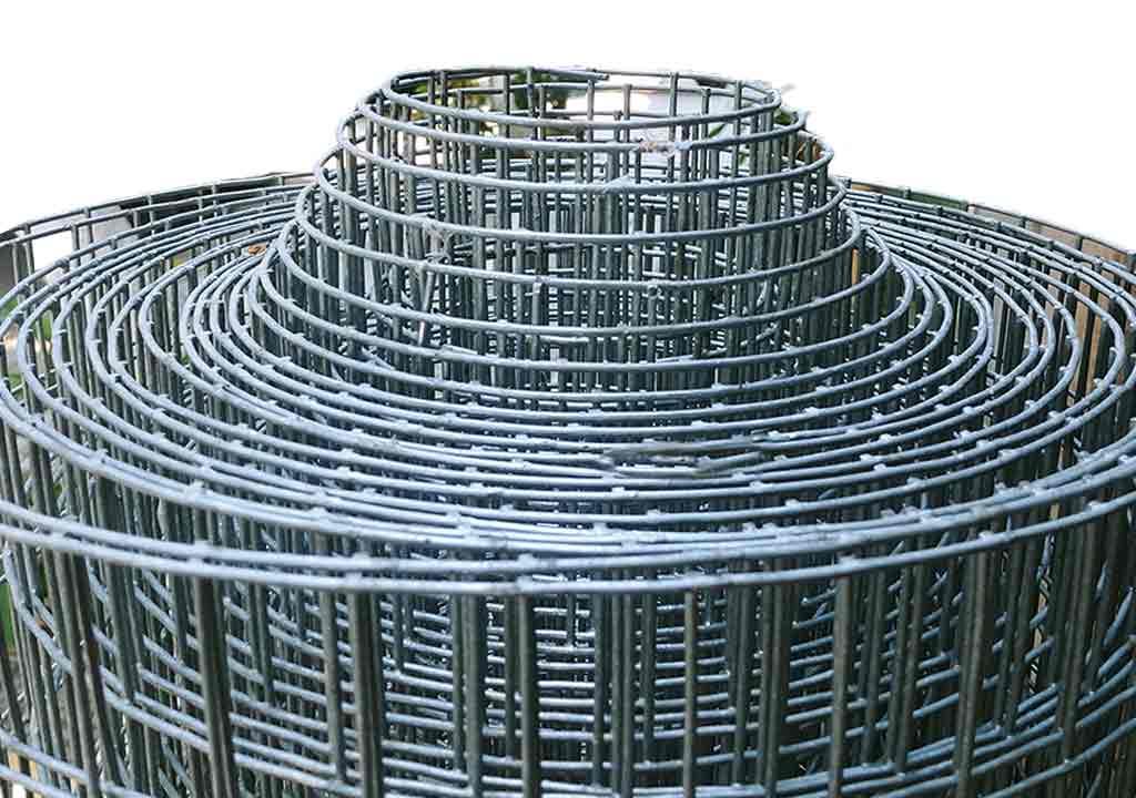 Lưới thép làm chuồng nuôi dúi