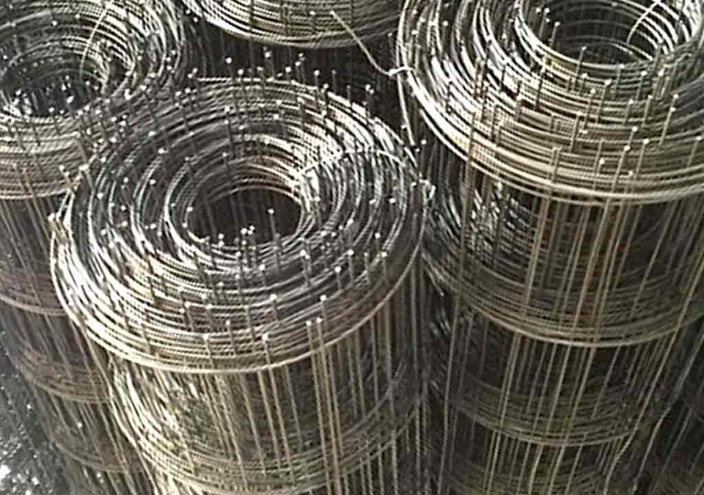 Lưới thép hàn đổ sàn bê tông