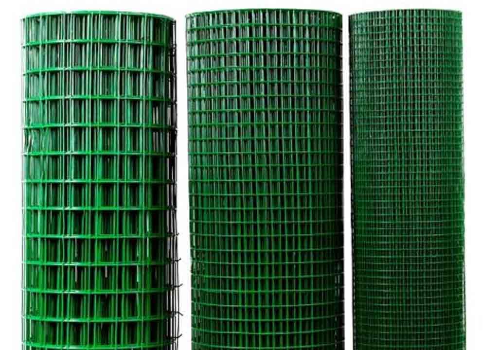 Lưới hàn bọc nhựa