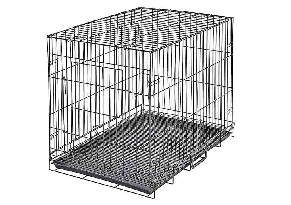 Lưới thép làm chuồng nuôi chó
