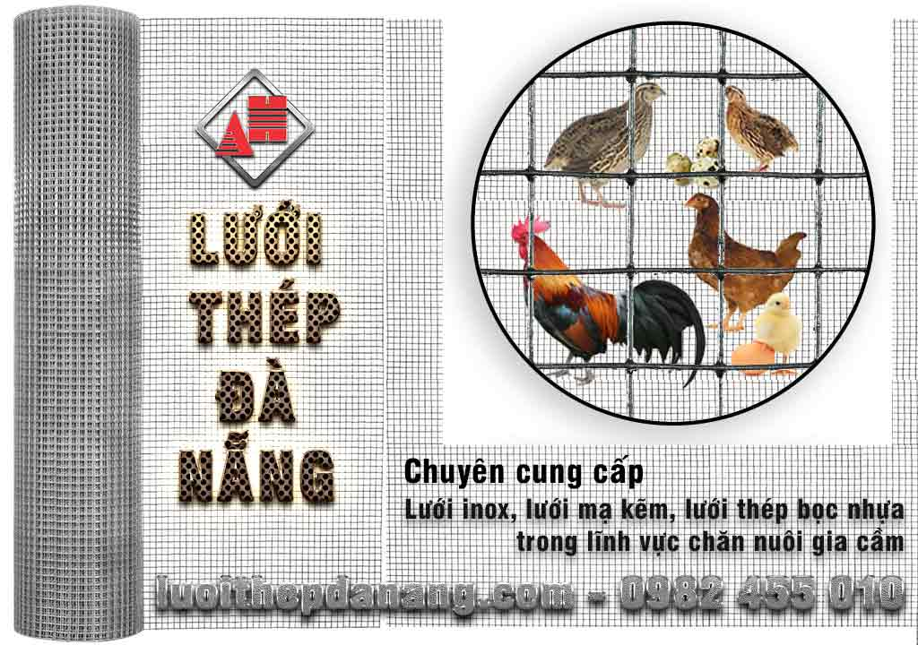 Lưới chăn nuôi gia cầm