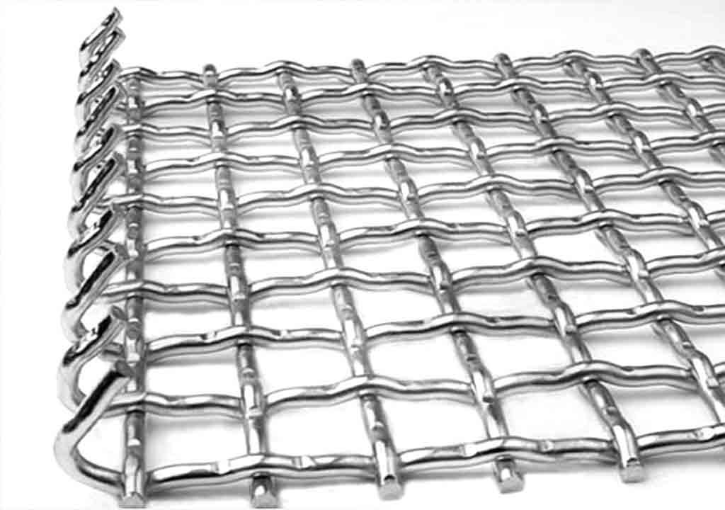 Lưới đan inox